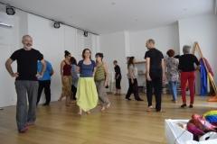 Danzare in scena